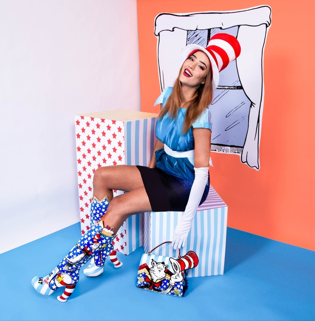 Wildbrain CPL enters into collaboration with Dr Seuss and Irregular Choice