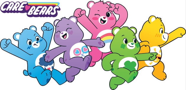 Bioworld on board for Care Bear apparel and accessories