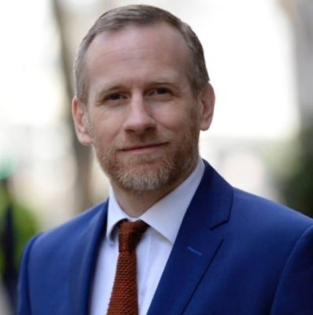 Chris Brook-Carter, chief executive of retailTRUST