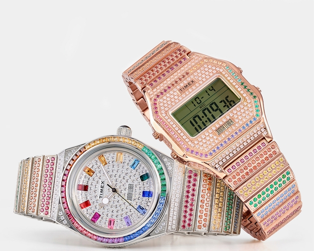 Timex Group announces license agreement with Judith Leiber Couture