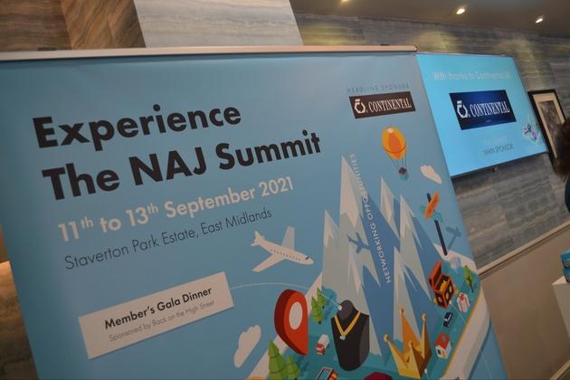Debut NAJ Summit proves successful; format to return for June 2022: